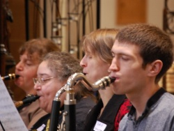 Saxes & Lower Woodwind